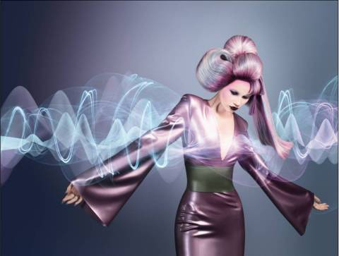 Wella Professionals Presents FUSION -The Worldly Spirit