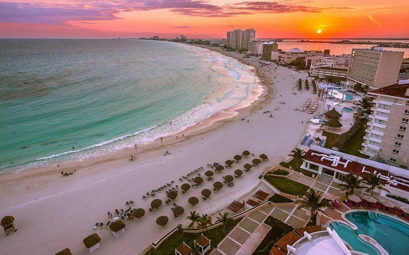 16 Luxury Pubg Wallpaper Iphone 6: Honeymoon Luxury In Cancun