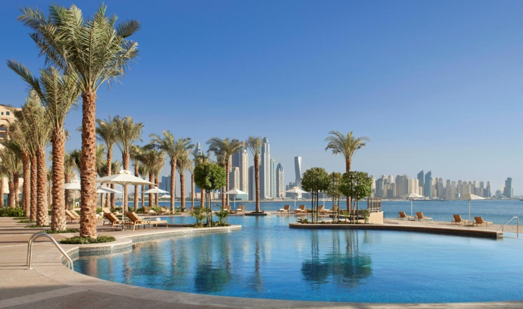 Palm jumeirah welcomes fairmont the palmluxury news best of luxury