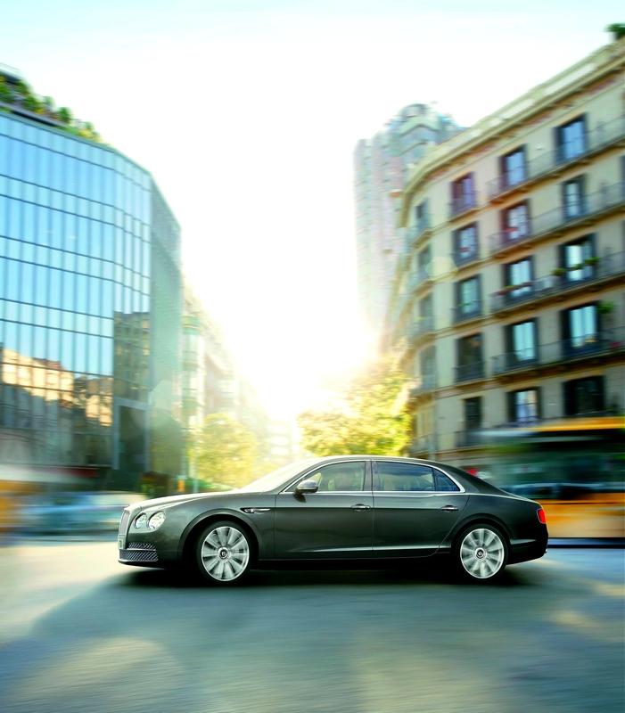 Bentley Flying Spur Tuning Ab 2015: Bentley Releases Details Of The Most Powerful Four-door