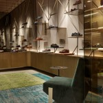 Santoni Opens Flagship Boutique in Milan - 2013