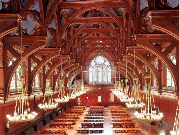 universities with the highest ultra high net worth alumni