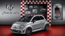 Abarth Fuoriserie program allows to completely customize the car