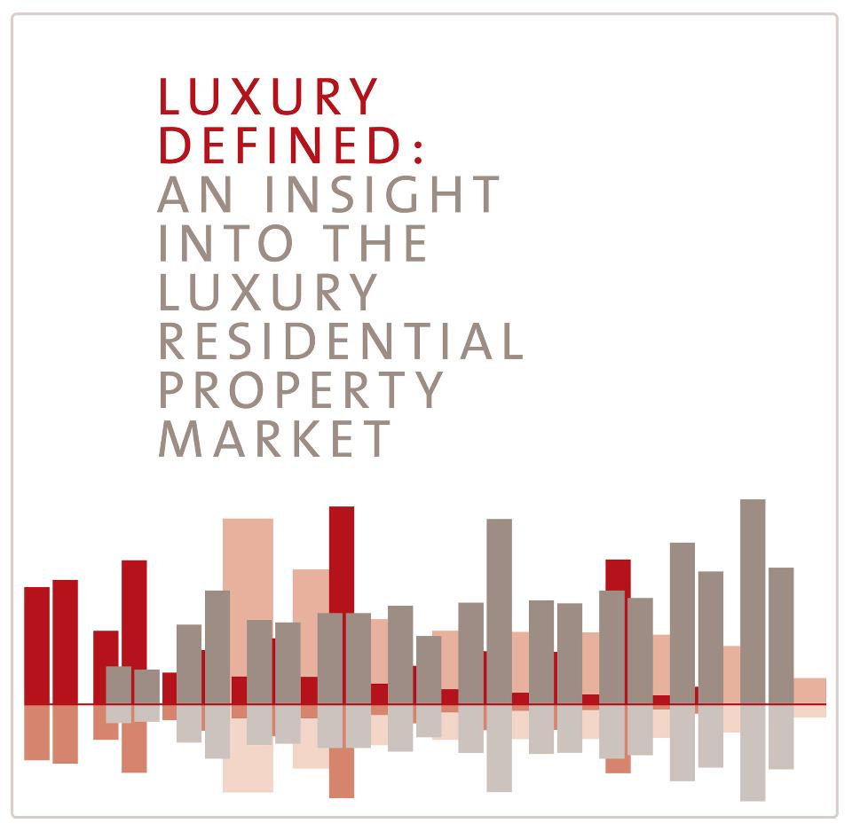 Luxury residential property market london new york and for Luxury real estate in london