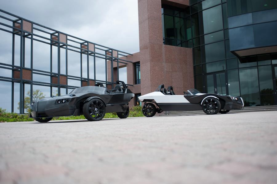 Lithium powered torq roadster world s fastest 3 wheeled for Epic motors san diego