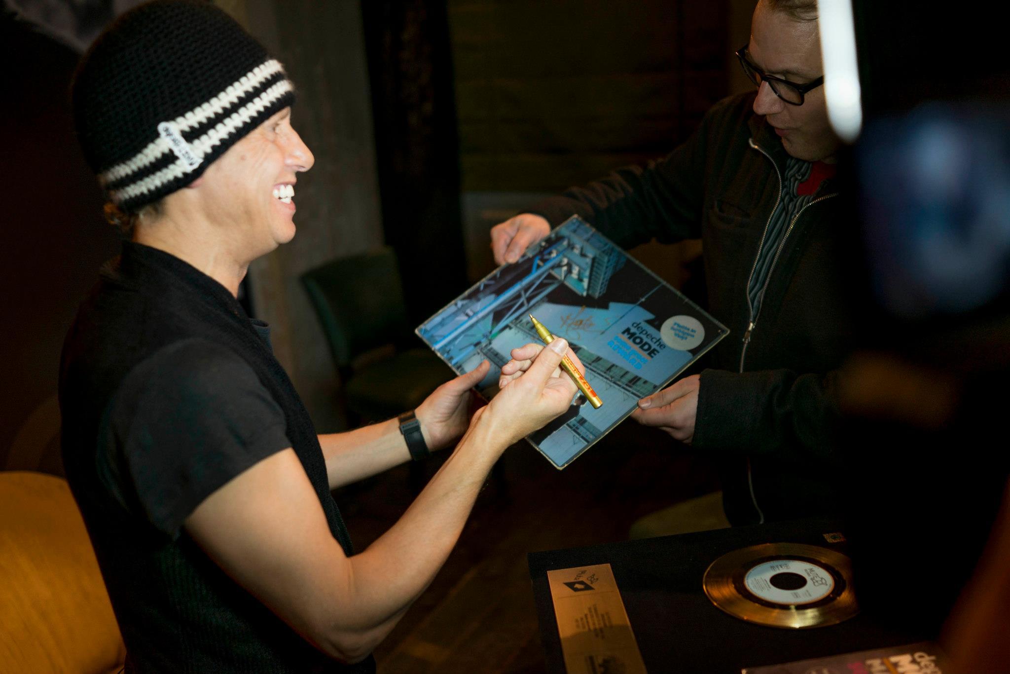 Depeche Mode X Hublot Big Bang Watch