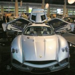 Evantra at Top Marques Monaco 2013