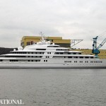 Project Azzam, the world's largest private yacht
