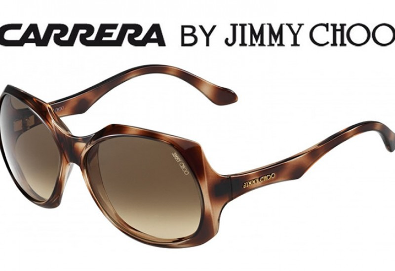 Carrera by Jimmy Choo capsule collection of sunglasses ...