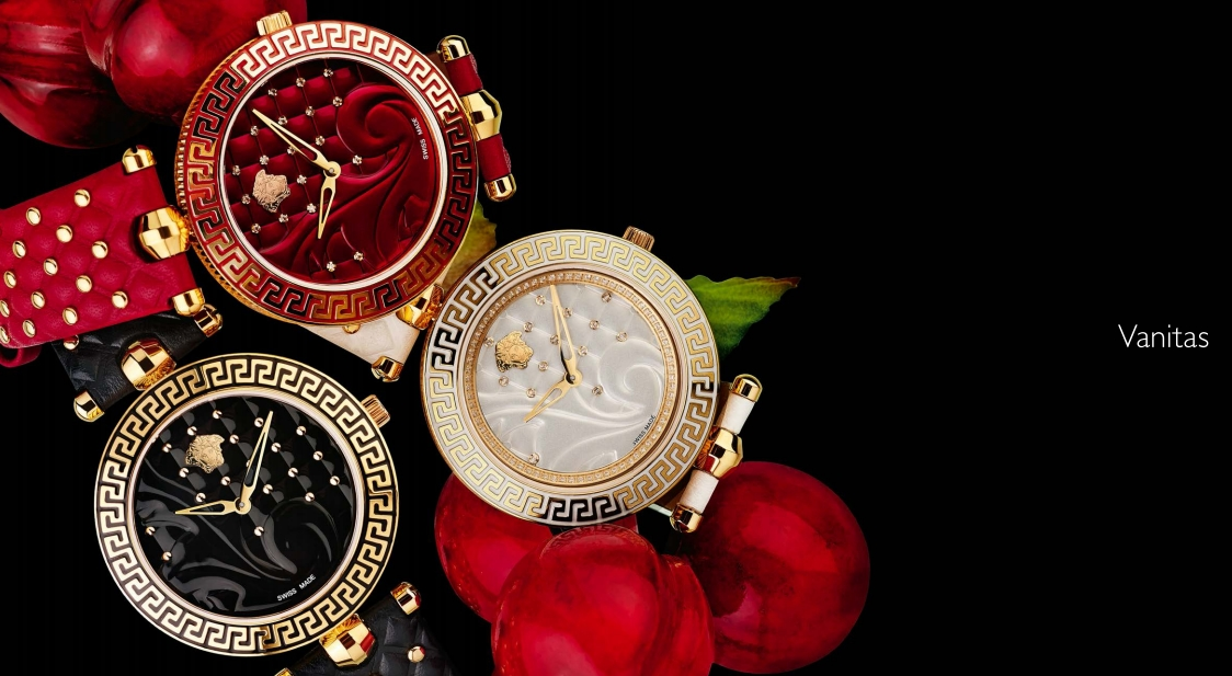 versace vanitas watches - baselwolrd 2013