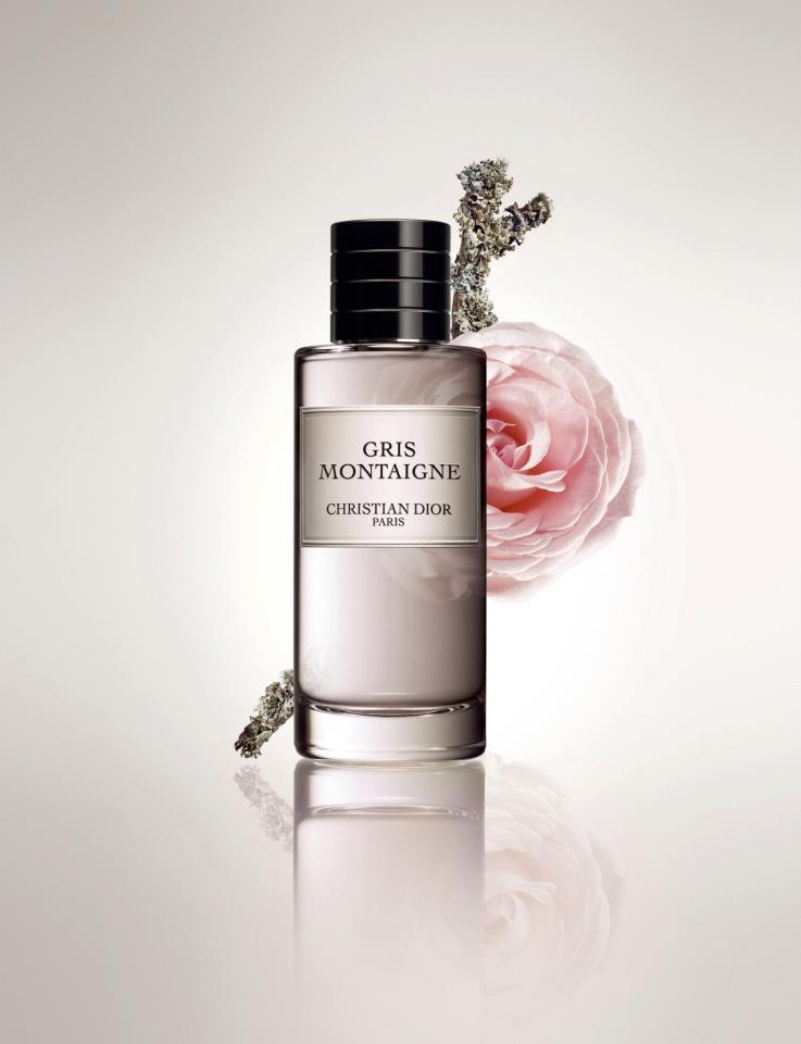 colour becomes a perfume la collection priv e dior gris montaigne 2luxury2 com. Black Bedroom Furniture Sets. Home Design Ideas