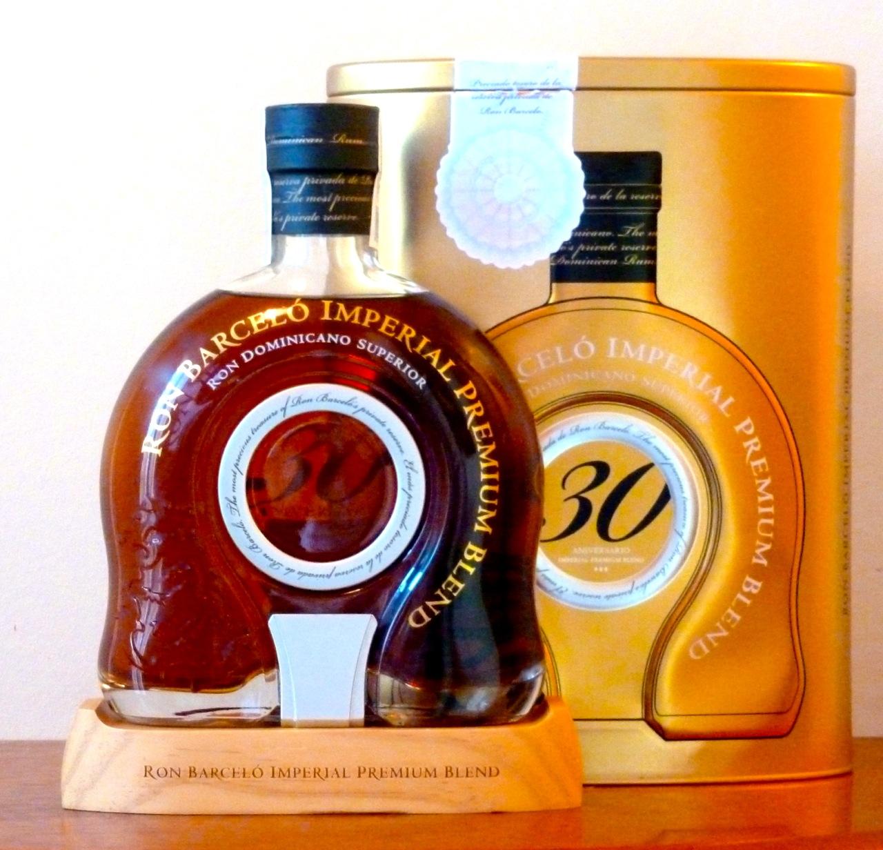 Ron Barceló Imperial Premium Blend 2013