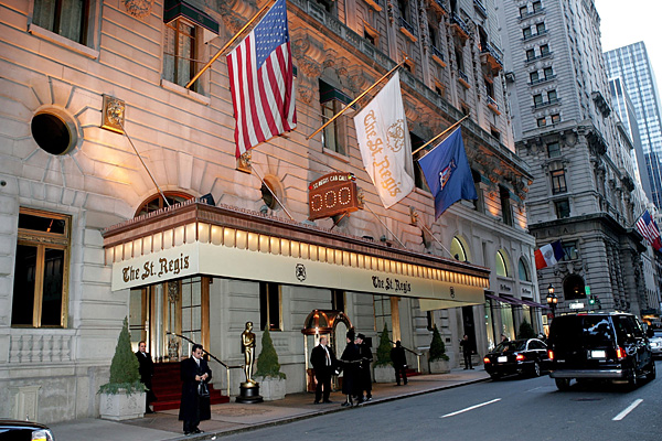 St regis ny ext2luxury2 com for Most expensive hotel nyc