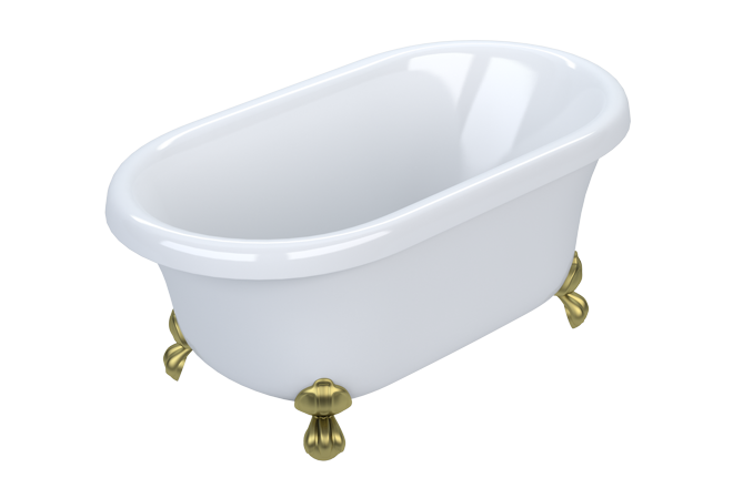 A Bath Fit For A Prince Limited Edition Windsor