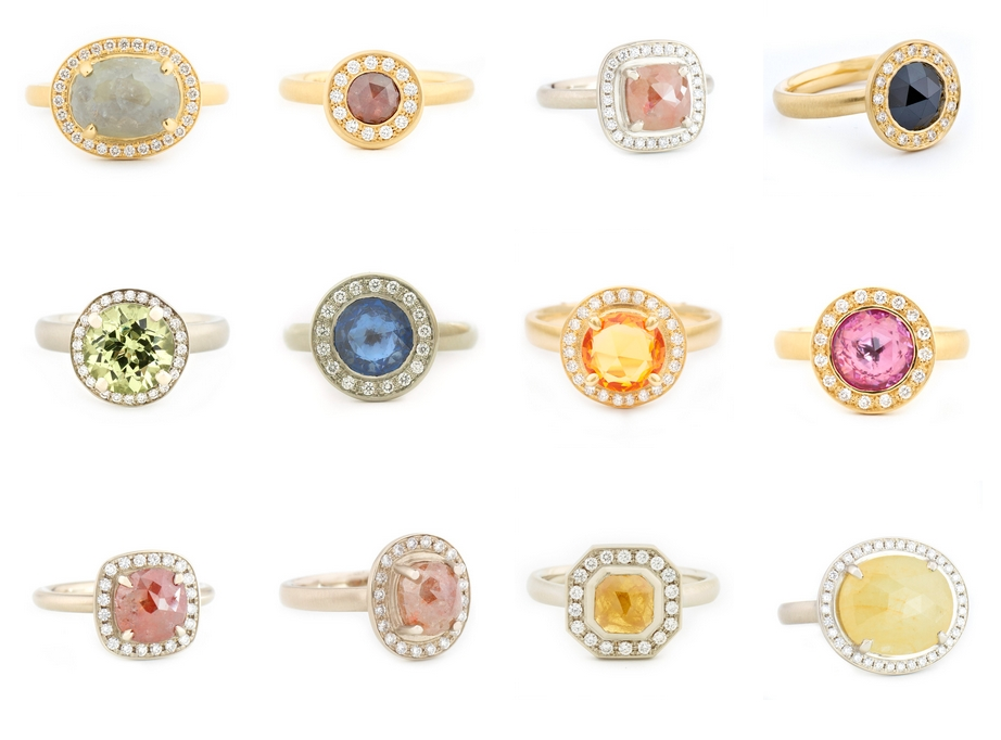 hot trend colored diamond engagement rings2luxury2 com. Black Bedroom Furniture Sets. Home Design Ideas