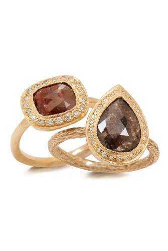 Hot Trend Colored Diamond Engagement Rings2LUXURY2COM