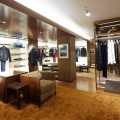 Louis Vuitton  menswear store - Harrods