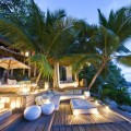 North Island Lodge in the Seychelles-