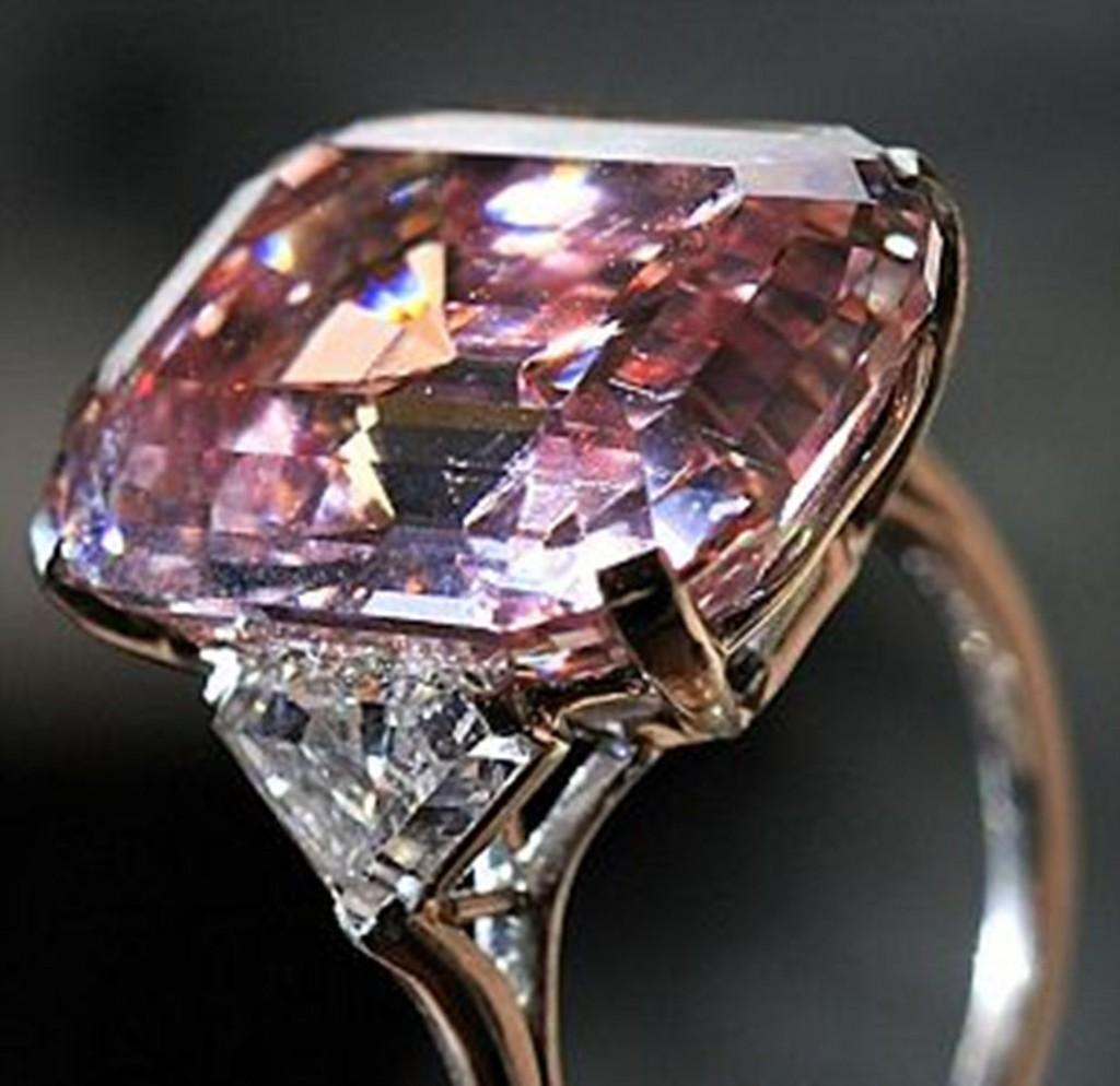 wedding rings pink pink wedding rings Wedding rings pink Hot Pink Diamond Wedding Ring Rings