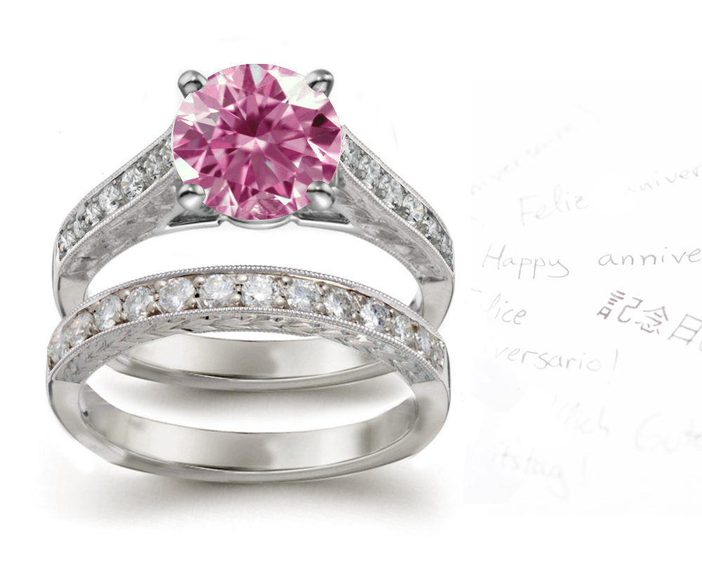 trend colored engagement ringsluxury news