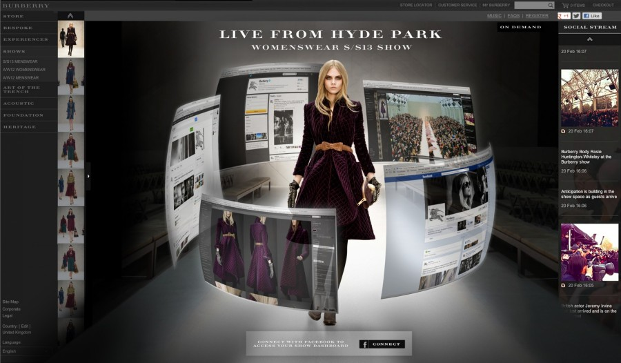 Watch Fashion Week Live Streaming