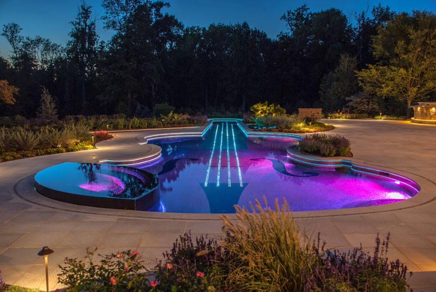 Swimming Pool Floor Designs modern swimming pool designs vibrant ideas pool design The Violin Pool