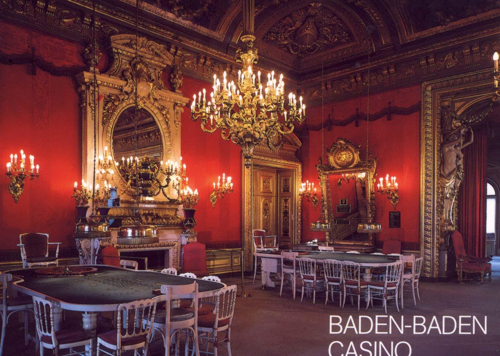 Spielbank Baden Baden Offnungszeiten