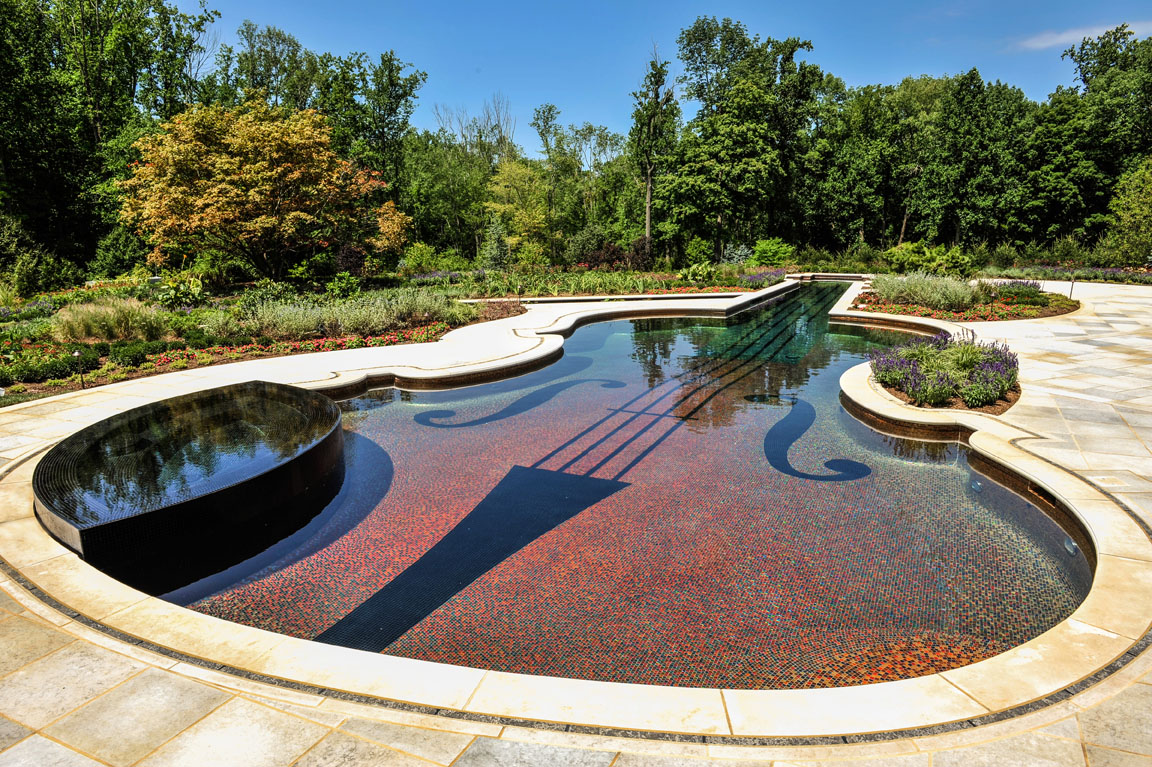2013 best swimming pool design installation awardluxury