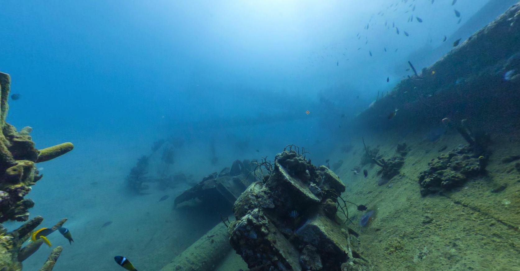 Antilla Shipwreck In Aruba2luxury2 Com