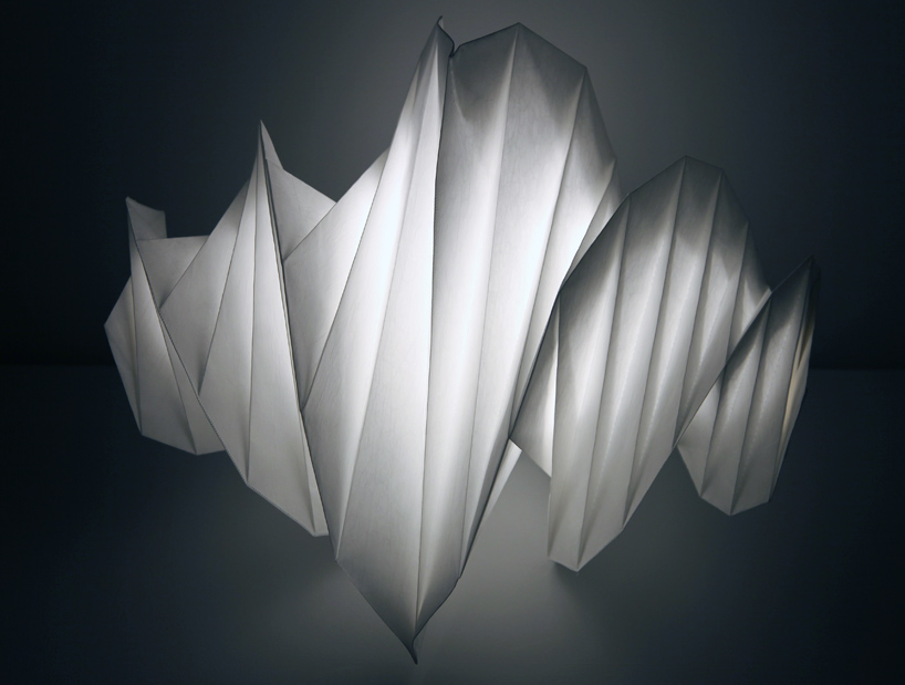 Issey miyake x artemide 39 s new in ei collection 2luxury2 com for Artemide issey miyake