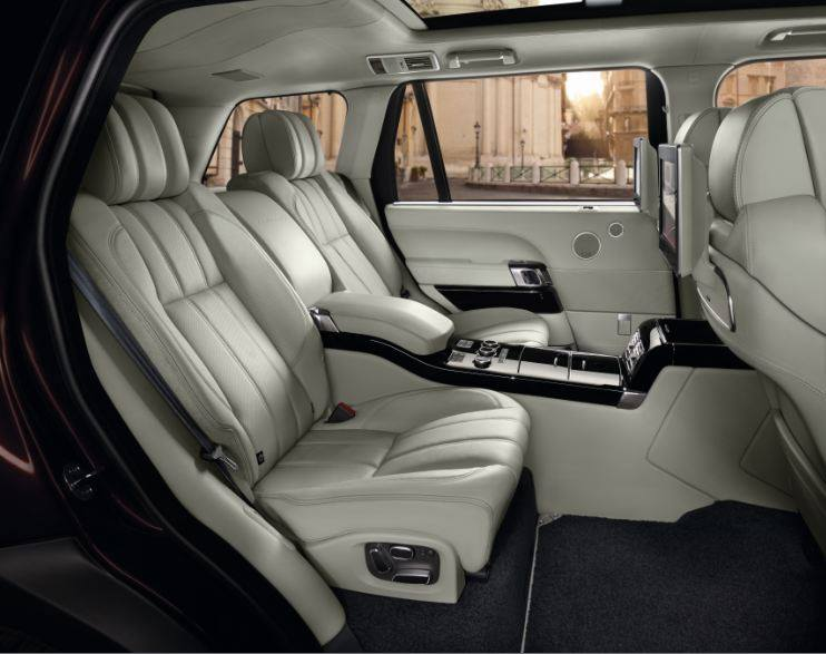 Range Rover Autobiography Black Most Expensive