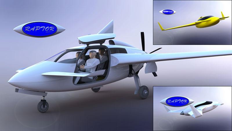 Raptor Turboprop Kit Aircraft As Spacious As A 7 Series