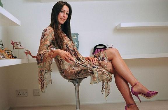Tamara Mellon - founder of Jimmy Choo