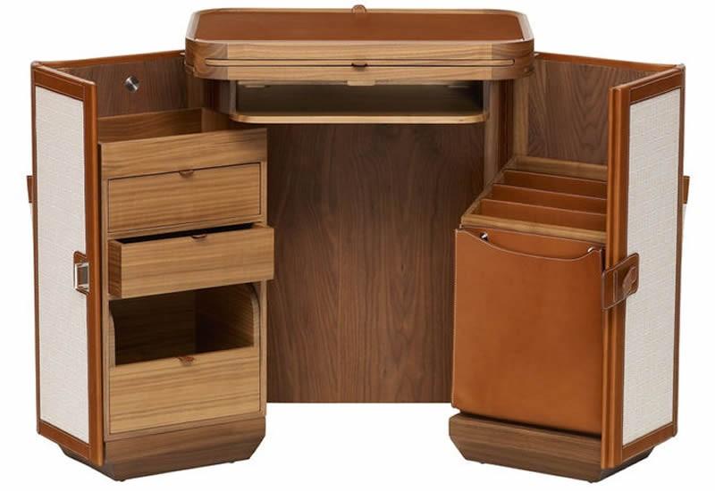 Herm 232 S Coffre 224 Lutrin Portable Desk 2luxury2 Com