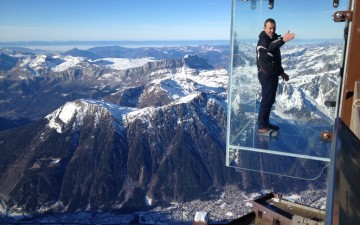 """""""Step into the Void"""" or how to levitate at 1000 meters altitude"""