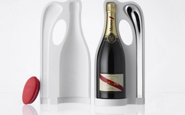 Osez le sabrage: sabre by ross lovegrove for G.H. mumm