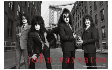 Dressed to Kill: Kiss for John Varvatos