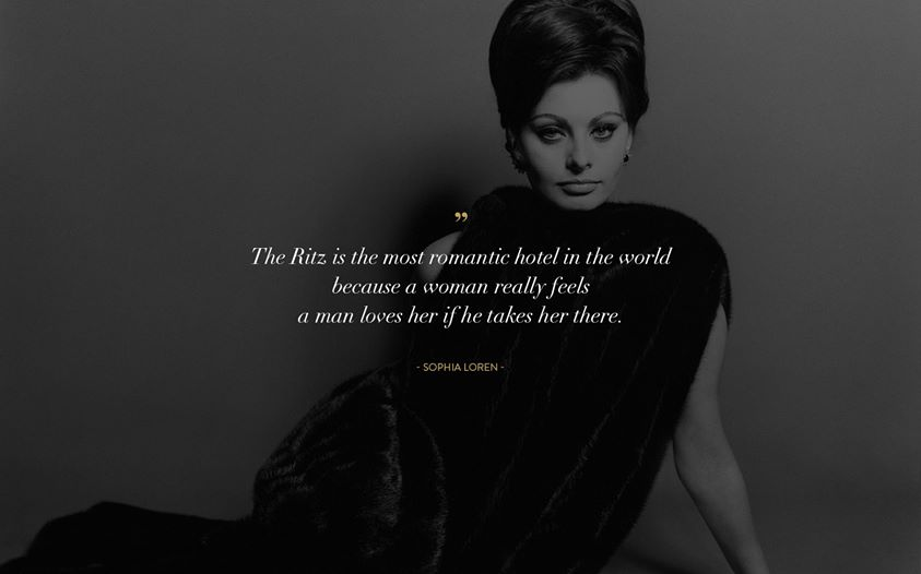Take a behind the scene look at the historical restoration on the    Sophia Loren Quotes About Mothers