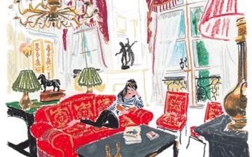 Ritz Paris – A legend in progress. A sneak peek at new decor