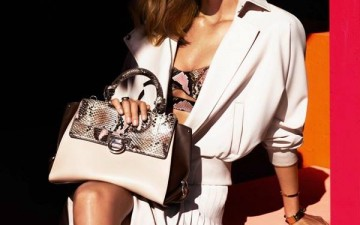 Salvatore Ferragamo Spring Summer 2014 to fight off any winter blues