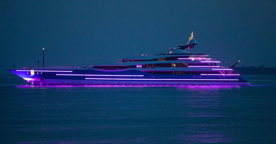 The number of new luxury yachts shows no signs of slowing down2luxury2