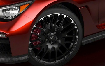 Formula One inspired Infiniti Q50 Eau Rouge Concept