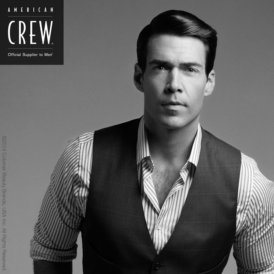 amy carlson hairstyles : American Crew is the professional leader in mens grooming - Use a ...