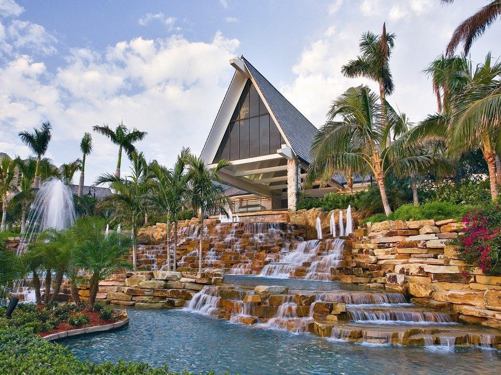 Marco Island Marriott Beach Resort Golf Club Spa
