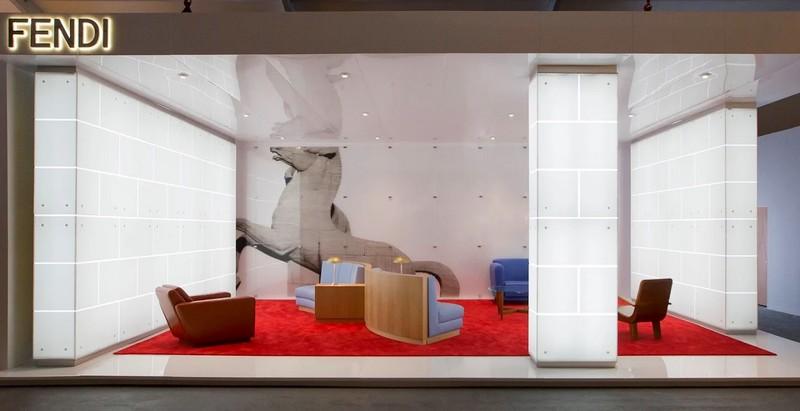 2015 Design Miami - Fendi launches a collection of Guglielmo Ulrich's reissued work-