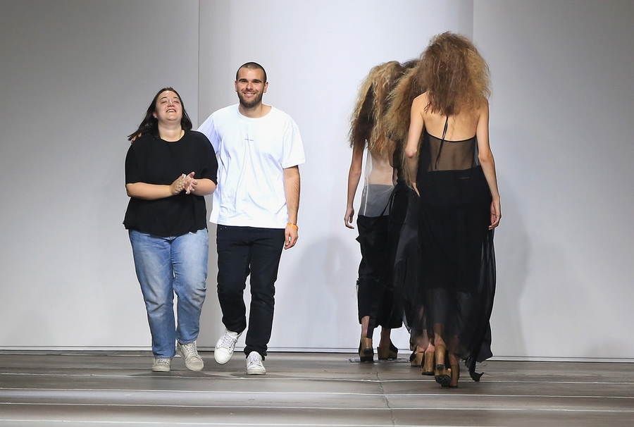 2015 LVMH Prize for young fashion designers awarded to Marta Marques
