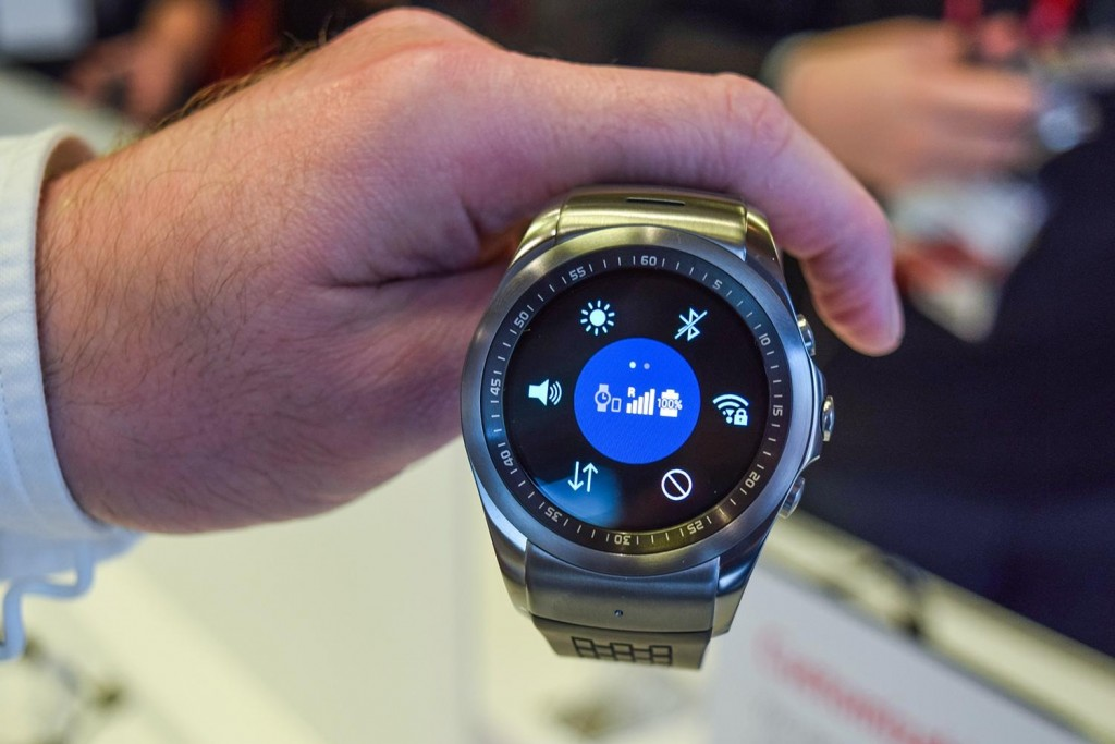 2015 Top Tech of Mobile World Congress Award Winners-Wearables -LG Watch Urbane LTE