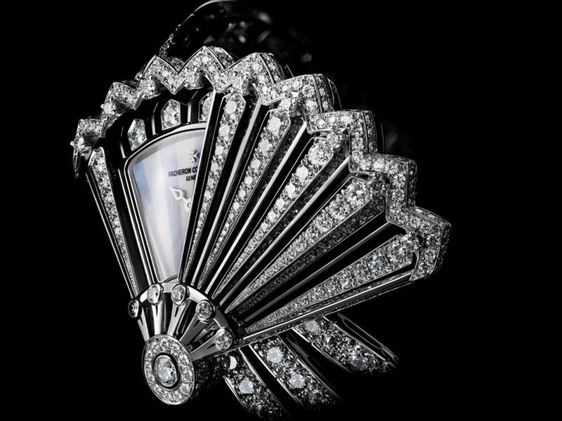 2015 Watches & Wonders Hong Kong-Vacheron Constantin Heure Discrete watch-