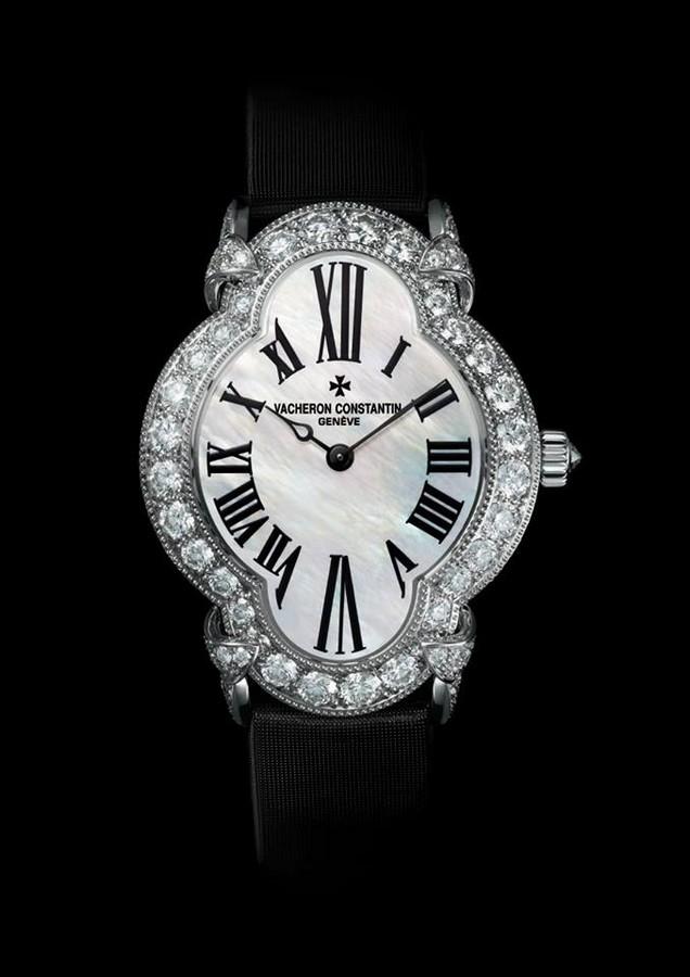 2015 Watches & Wonders Hong Kong-Vacheron Constantin Heure Romantique 2015 watch-