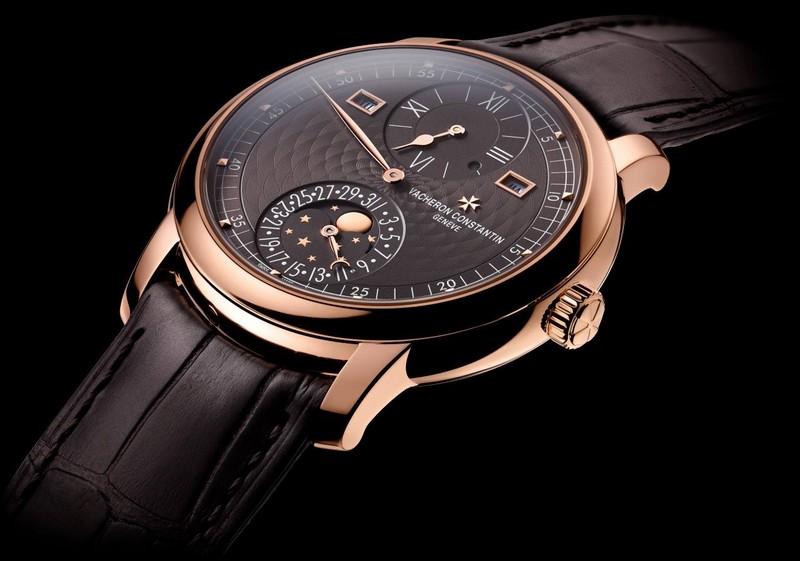 2015 Watches & Wonders Hong Kong-Vacheron ConstantinMaître Cabinotier Perpetual Calendar Regulator timepiece